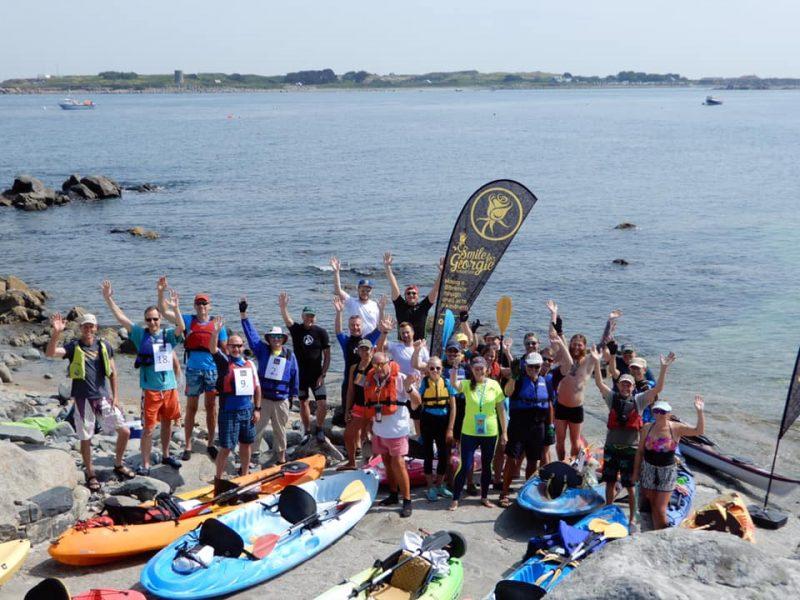 10sMile Kayak Challenge