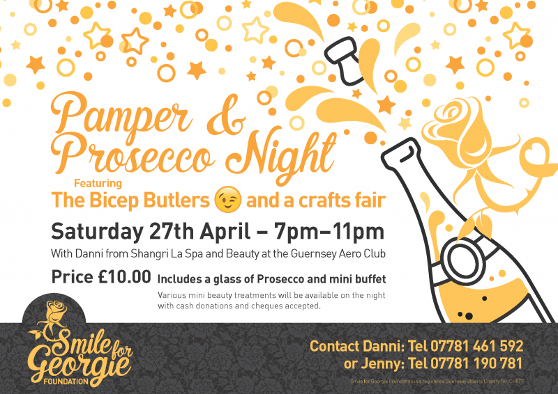 Pamper & Prosecco Night