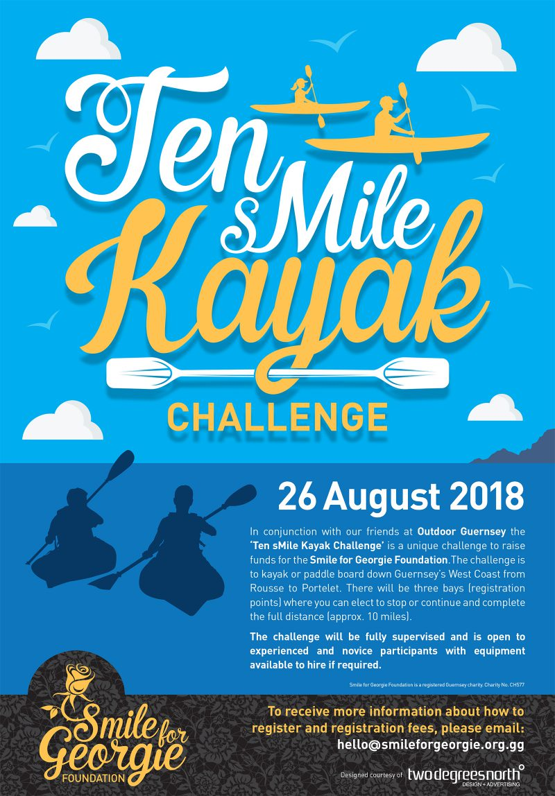 Ten sMile Kayak Challenge