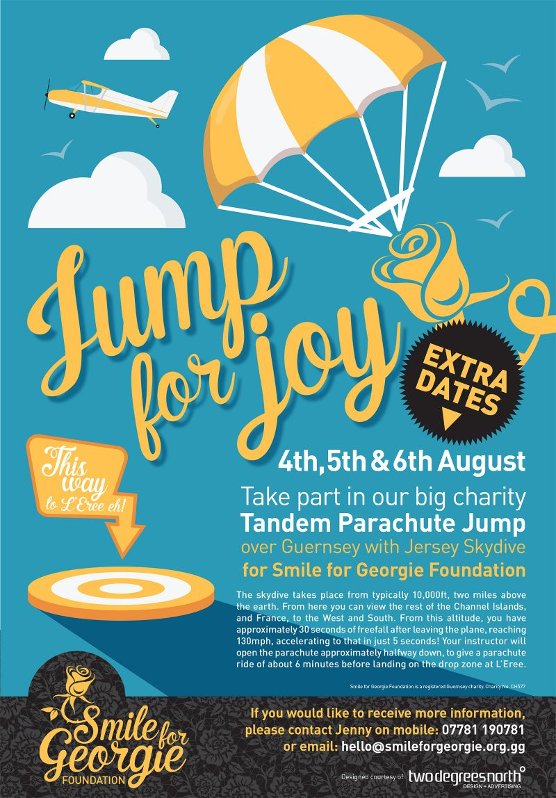 Jump for Joy – Extra Dates