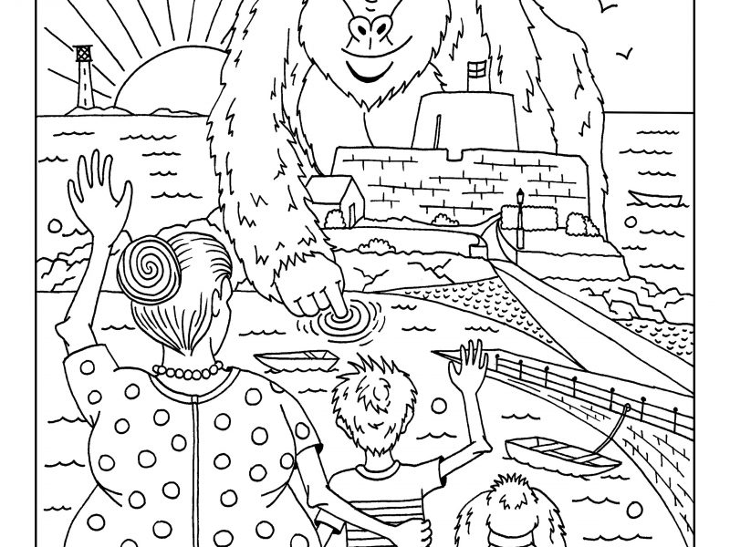 Community Colouring Competition – WEEK 4
