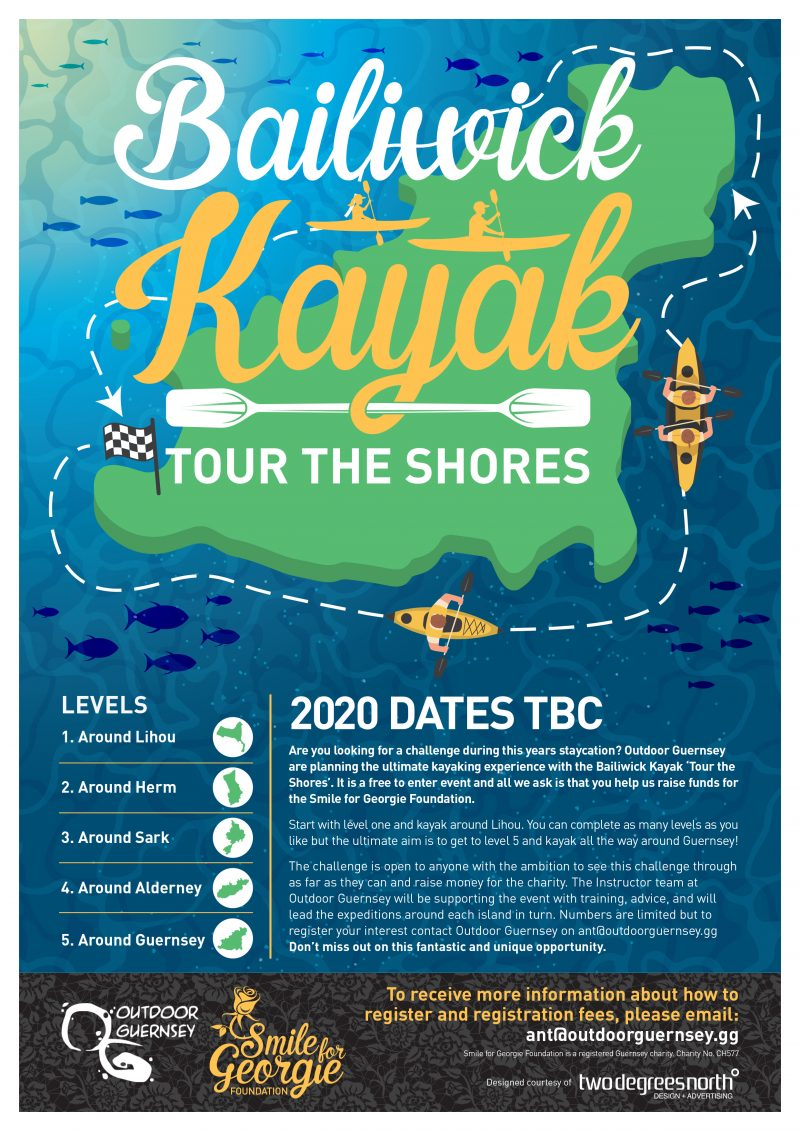Bailiwick Kayak – Tour The Shores