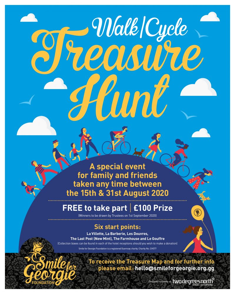 The 10 sMile Treasure Hunt