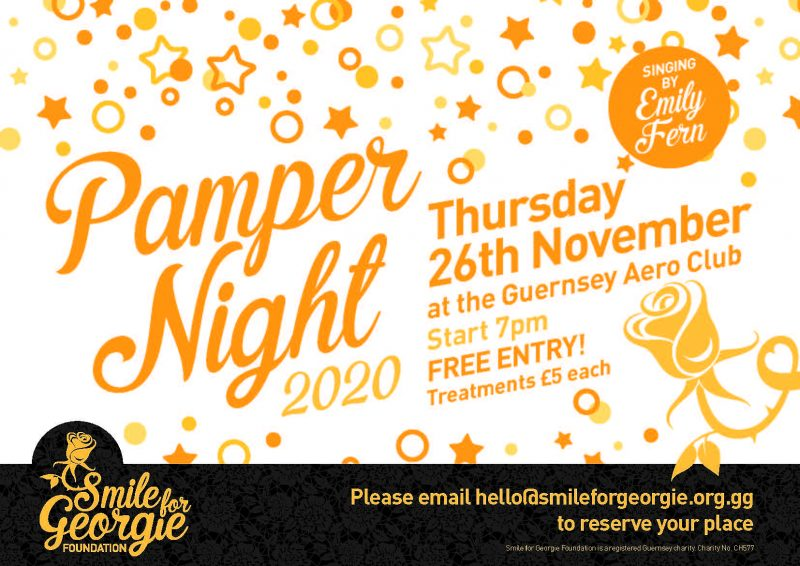 Pamper Night 2020