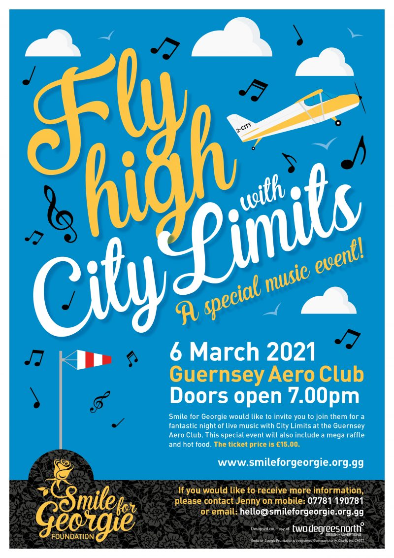 Fly High With CITY LIMITS!